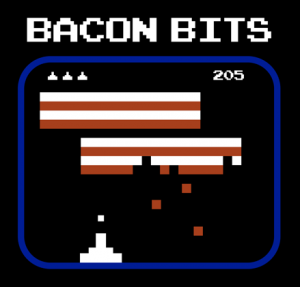 Bacon Bits ©Sparky Firepants