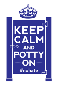 Keep Calm Potty On