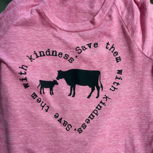 Save Them with Kindness t-shirt
